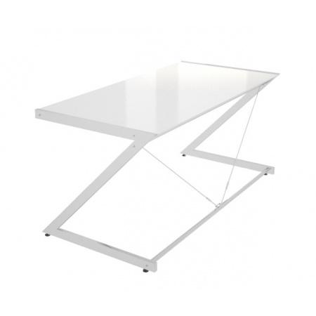 Unique Z-Line Main Desk Biurko 152x76 cm, białe 816-01-W-C