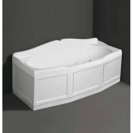 SIMAS panel boczny do wanny biały PLRB18