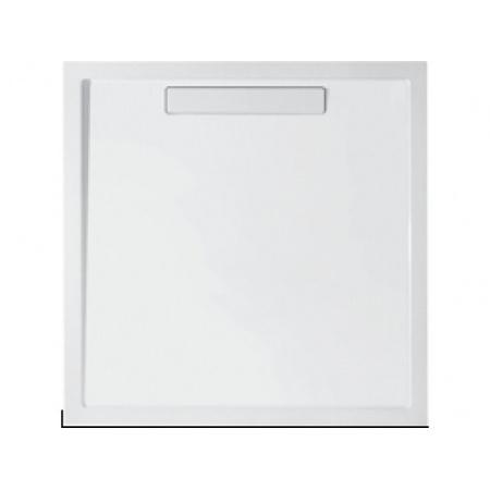 Villeroy & Boch Squaro Brodzik kwadratowy Super Flat - 100/100/18 cm Weiss Alpin (DQ1010SQR1V01)