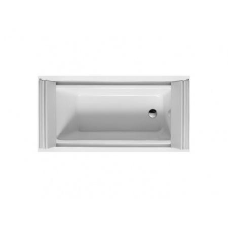 Duravit Sundeck Wanna prostokątna 185,5x85,5 cm, lewa, biała 700125000000000