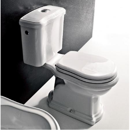 Kerasan Retro Kompakt biały 1013+1081+7509+109001