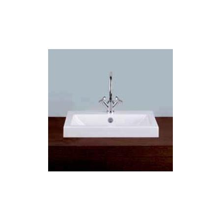 Alape umywalka emaliowana AB.R585H.1 biała wymiary 135 x 585 x 405 nr kat. 3202000401