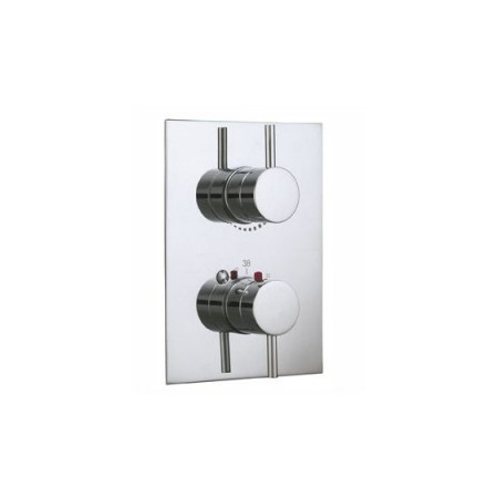 IB RUBINETTERIE KUSASI Bateria prysznicowa biały TK300BO