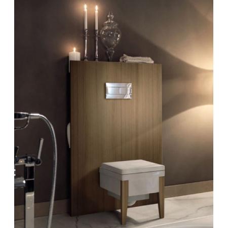Kerasan Bentley Drewniana ścianka 90x140x17 cm do miski WC, jasne drewno 918448