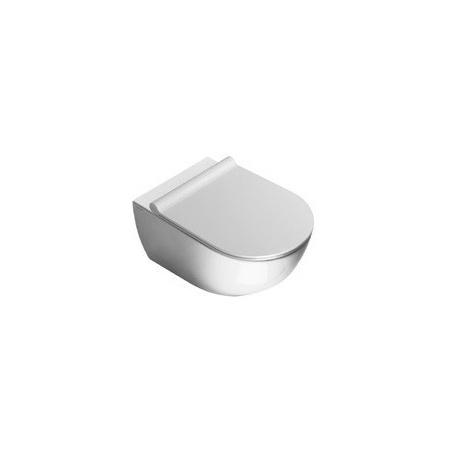 Catalano Sfera Miska WC wisząca 54x35 cm, z powłoką CataGlaze, biała 1VSF5400 / VSF54