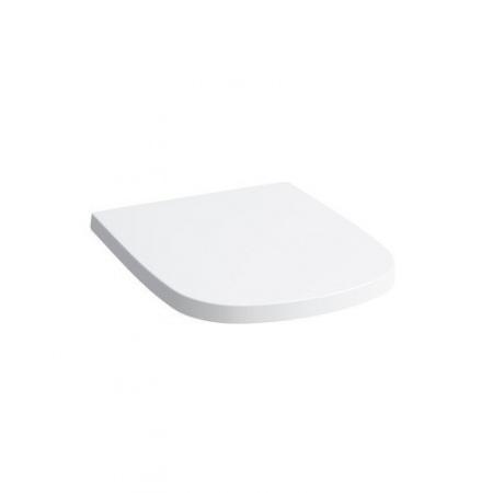 Laufen Palomba Deska WC wolnoopadająca, biała H8918020000001