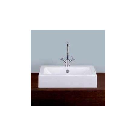 Alape umywalka emaliowana AB.R585H.2 biała wymiary 135 x 585 x 405 nr kat. 3201006400