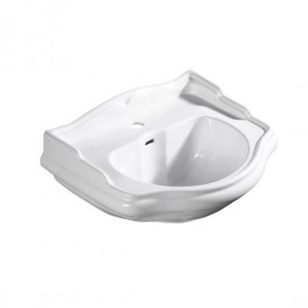 Kerasan Retro Umywalka wisząca 56x46,5 cm, biała 104501