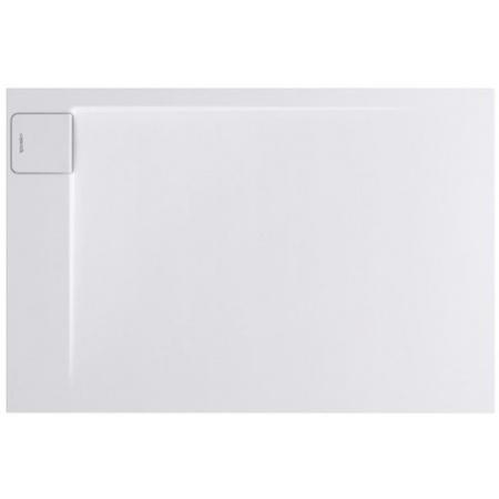 Duravit P3 Comforts Brodzik prostokątny 120x80 cm lewy biały 720157000000000