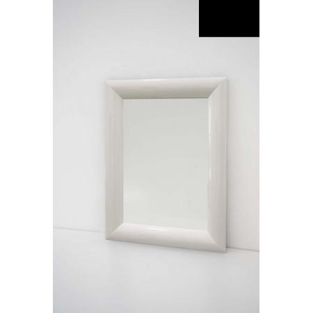 Art Ceram Vela Lustro 70x90 cm, czarna rama ACS00303