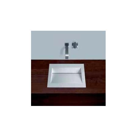 Alape umywalka emaliowana FB.RY450 biała wymiary 63 x 450 x 420 nr kat. 2221000401