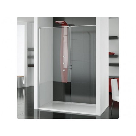 Ronal Modulo Ścianka prysznicowa typu Walk-in - 90 x 150 x 200 cm biały Satynowa (MOD5901500449)