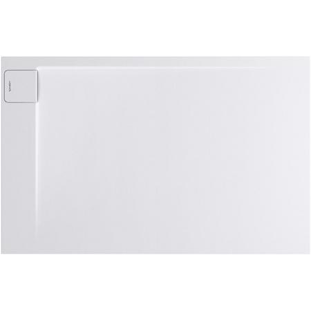 Duravit P3 Comforts Brodzik prostokątny 140x90 cm lewy biały 720161000000000