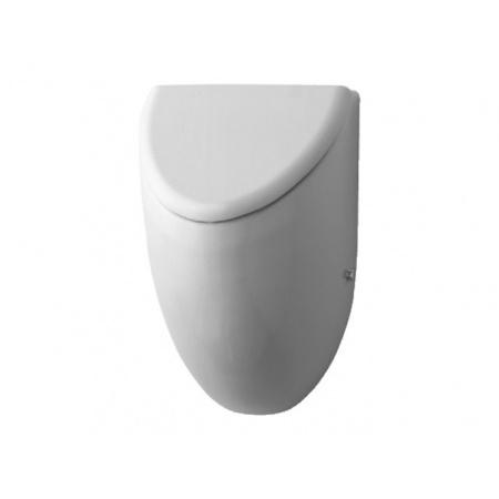 Duravit Darling New Pisuar Fizz, wersja do wykorzystania z pokrywą, model bez muchy, biały 0823350000