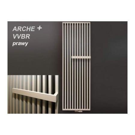 Vasco ARCHE PLUS - VVR prawy 670 x 1800 kolor: biały