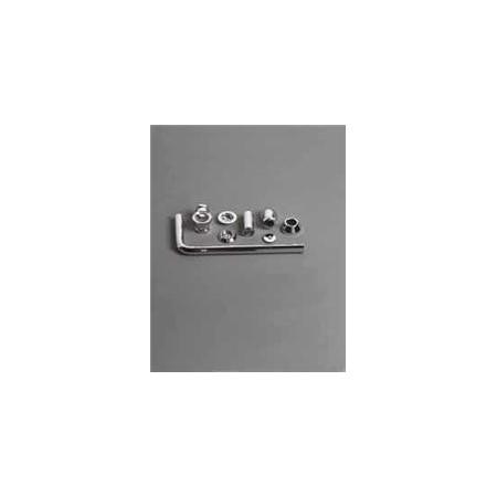 Kerasan Retro Zestaw przelewowy, chrom 105390