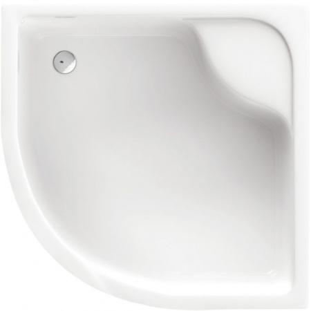 Deante Deep Brodzik półokrągły, biały KTD041B