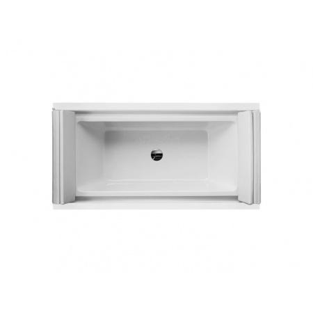 Duravit Sundeck Wanna prostokątna 205,5x85,5 cm, lewa, biała 700126000000000