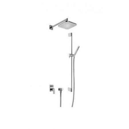 Tres Loft-Tres Zestaw prysznicowy podtynkowy z dźwignią, chrom 200.180.03