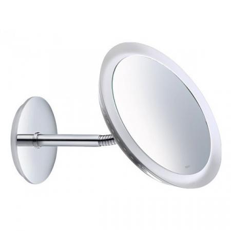 Keuco Bella Vista Lusterko kosmetyczne z podświetleniem Chrom 17605019000
