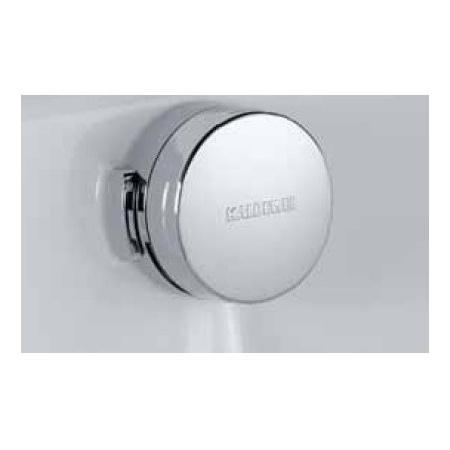 Kaldewei Comfort-Level Plus 4014 Zestaw odpływowo-przelewowy do Conoduo i Incava, biały 687770680001