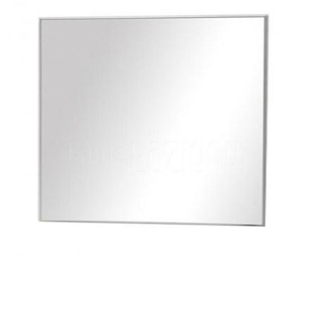 Antado Akcesoria łazienkowe Lustro Aluminium czarne ALC-50x50