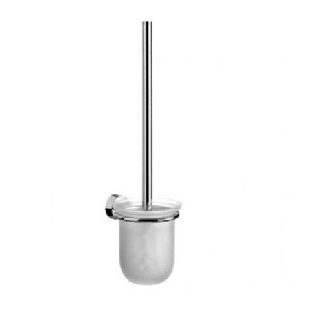 Emco Rondo 2 Szczotka do WC z uchwytem 9,8x12,4x45 cm, chrom 451500101
