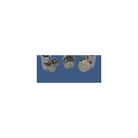 Instal Project Z2 Zestaw łazienkowy osiowy prawy na pex, chrom 603700035