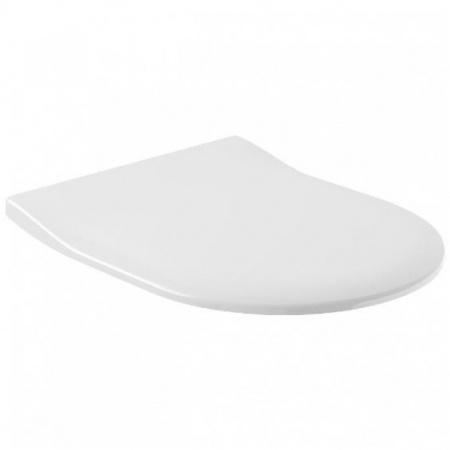 Villeroy & Boch Subway 2.0 Slimseat Deska WC wolnoopadająca, biała 9M78S101