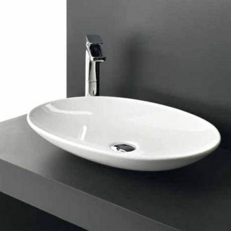 Art Ceram La Fontana Umywalka nablatowa 60x42 cm, biała LF16 / LFL00101;00