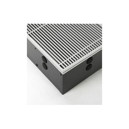Jaga Mini Canal grzejnik typ 14 wys. 90mm szer. 1900mm kratka aluminiowa sztywna (MICA. 009 190 14/SNA)