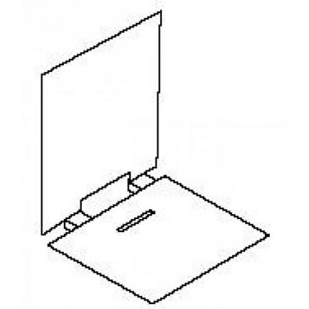 Poolspa Memory Składane siedzisko prysznicowe 33x39x40 PD0000038