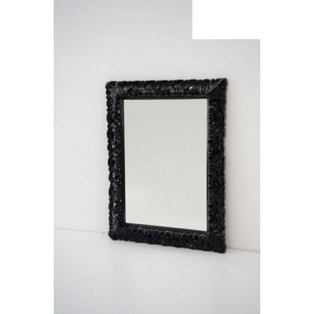 Art Ceram Italiana Lustro 70x90 cm, biała rama ACS00201