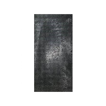 Tagina Fucina Nero Fuliggine Płytka gresowa metalizowana 30x60 cm, czarna 6HFG736/1