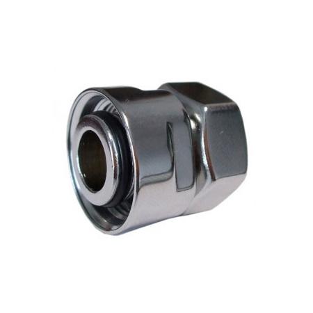 Schlooser złączka zaciskowa do rury stalowej GW M22x1,5 x GW 1/2 RAL9005 602700002.RAL9005