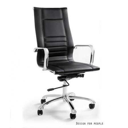 Unique Aster Fotel biurowy, czarny WX-14B-4