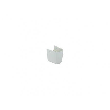 Villeroy & Boch O.Novo Vita, Omnia Classic Półpostument z powłoką CeramicPlus, biały Weiss Alpin 728900R1