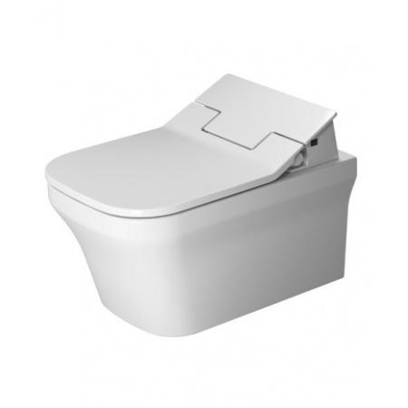 Duravit P3 Comforts Miska WC wisząca 38x57 cm Rimless, biała 2561590000