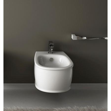 Art Ceram Azuley Bidet wiszący 36x52 cm, biały AZB00101;00