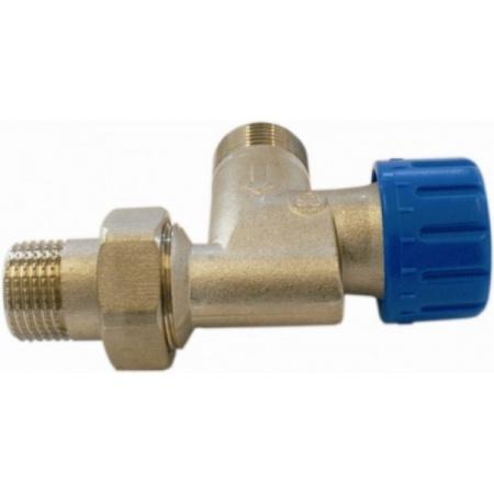 Schlosser zawór termostatyczny DN15 1/2xM22x1,5 Aksjalny 6012 00008