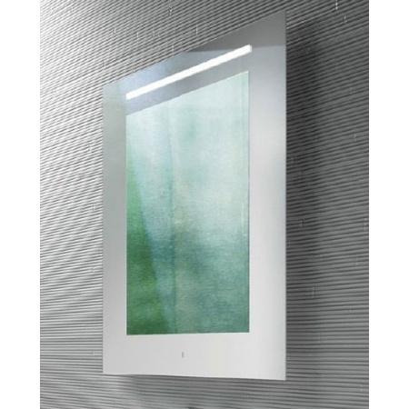 Catalano Star Lustro 80x100 cm z oświetleniem LED, białe 5SPST00