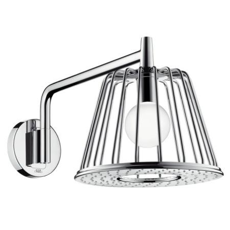Axor LampShower Nendo 1jet Deszczownica 27,5 cm z ramieniem prysznicowym, chrom 26031000
