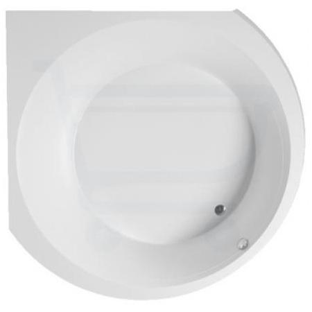 Villeroy & Boch Luxxus Wanna narożna 145x145 cm, biała Weiss Alpin UBQ145LUX3V-01