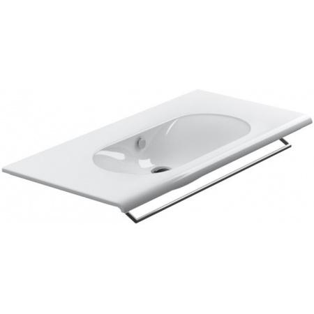 Catalano Sfera Umywalka 80x48 cm z powłoką CataGlaze, biała 180SN00 / 80SN