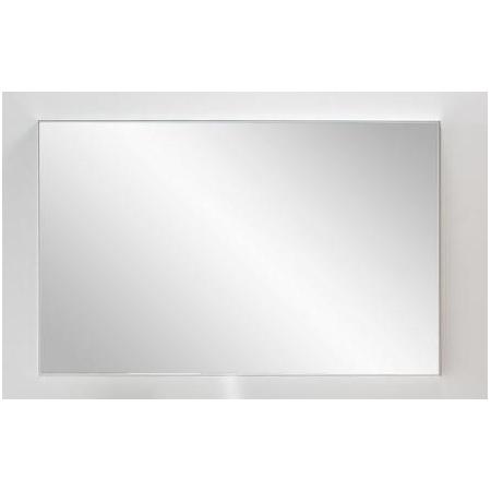 Antado Akcesoria łazienkowe Lustro Aluminium białe ALB-100x65