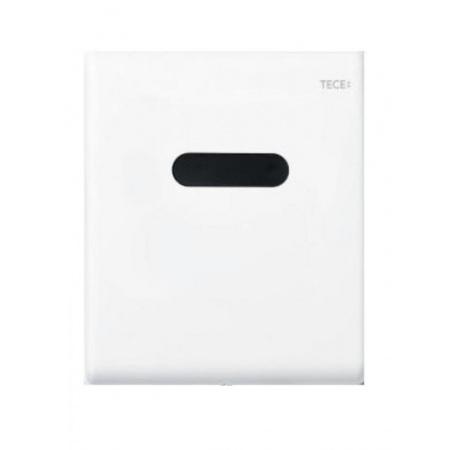 Tece Planus Przycisk spłukujący do pisuaru metalowy, bezdotykowy, biały matowy 9242355