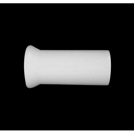 Globo Rura do odpływu w ścianie 35 cm, biała VA076
