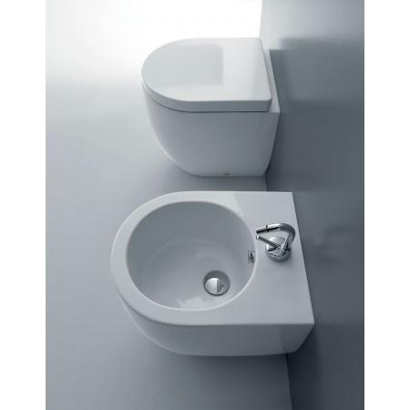 Kerasan Flo Bidet stojący 48x36 cm, biały 3121