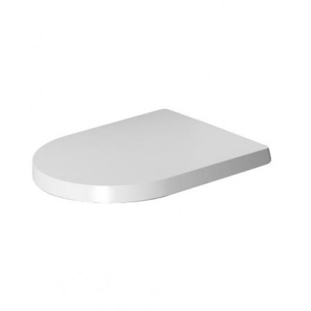 Duravit ME by Starck Deska sedesowa zwykła, biała 0020110000