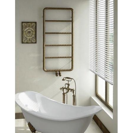 Imers Art Grzejnik łazienkowy 53x100 cm, biały 0212